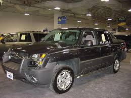 2004 black chevy avalanche : NJ Auto Expo 2005 : Car Pictures by ...