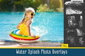 Water splash sprite sheet for game or cartoon or animation. Water Splash Photo Overlays Graphic By Mixpixbox Creative Fabrica