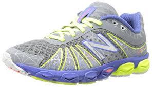 new balance running shoes women. new balance women\u0027s w890 neutral cushioning running shoe,silver/blue,5.5 shoes women