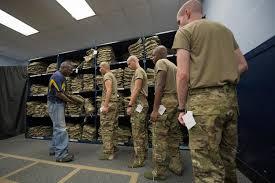 ocp uniform in basic training