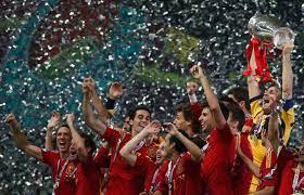 كونا : اسبانيا تحتفي اليوم بالثلاثية التاريخية للمنتخب الاسباني بطل اوروبا  والعالم - رياضة - 02/07/2012