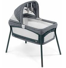 Chicco Lullago Portable Bassinet Nest Poetic