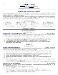 Correspondent Resume Stunning Terra Semaia AML Resume 48v48 Redacted