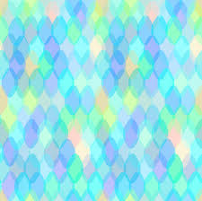 Mermaid Tail Pattern New Mermaid Tail Scale Abstract Geometric Scandinavian Pattern Aqua