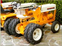 cub cadet garden tractors. With Decals Applied, The Completed Cub Cadet Model 70 Looks At Home Adjacent Garden Tractors