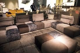 Individual Modular Sofa Units Allow You to Create Own Unique
