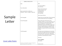 How To Write A Cover Letter Youtube