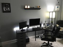 office man cave. My Home Office/Man Cave Setup Office Man E