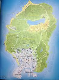 does anyone have scans of the physical map that comes with the Map Gta 5 gta v map jpeg mapgta5hiddengems