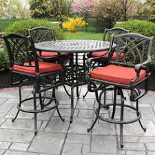 simply the best in high quality outdoor bar height patio furniture alexandria balcony set high quality patio furniture