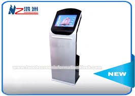 Vending Machine With Card Reader For Sale Amazing Bus Ticket Kiosk Vending Machine With Housing Thermal Printer Card