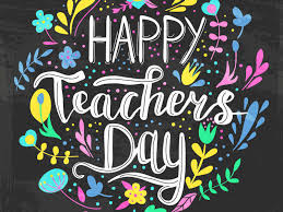 Happy Teachers Day Chart Happy Teachers Day 2019 Quotes Wishes Messages Speech