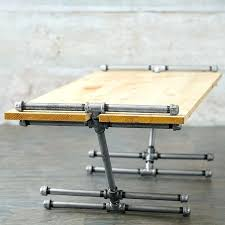 in table legs create a simple portable coffee table no s or nails top in table legs