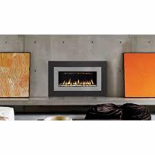 twenty6 fireplace insert grey solas
