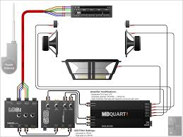 amazing 4 channel car amp wiring diagram gallery within 4ch 4 Channel Car Amplifier Wiring Diagram car audio amp wiring s adorable 4ch 4 channel car amp wiring diagram