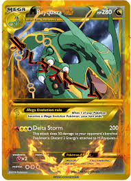 He has no resistance and the cost to retreat him 2. 31 Mega Rayquaza Ex By Munchdule Pokemon Cards Pokemon Card Memes Pokemon Rayquaza