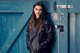 Beautiful Girl In Leather Jacket 5k, HD ...