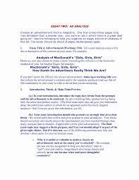 Persuasive Examples In Advertising Lovely Advertising Essay Sample 7