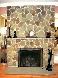 refacing fireplace with stone ideas a brick awesome cost to redo replace surround ref fireplace refacing cost