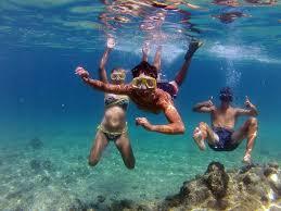 outdoor activities. Diving Outdoor Activities