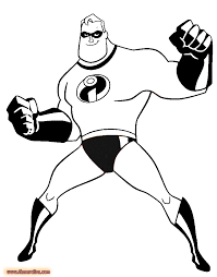 Small Picture The Incredibles Coloring Pages Disney Coloring Book