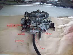 vb vk how to rebuild modify quadrajets also vac hose diagram a few checks before we start stripping her down are