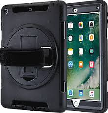 Rugged Strap Case for iPad 9.7 Verizon Cases Accessories - Wireless
