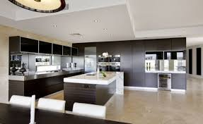 Contemporary Kitchen Chairs Contemporary Kitchen Ideas For Large Spaces With White Chairs And