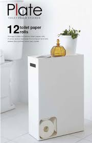 Decorative Magazine Storage Diy Toilet Paper Storage On Wall Home Design Solutions