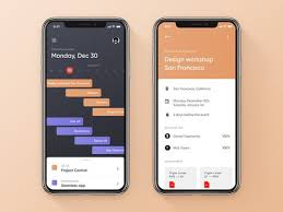 Gantt Chart Mobile Project Management Application Project Management