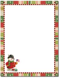 Free Christmas Letterhead Cliparts Download Free Clip Art