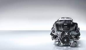 The v8 biturbo engine drives all four wheels through the amg speedshift tct 9g gearbox, with a front/rear torque split of 40:60. The New Amg 4 0 Litre V8 Biturbo Engine
