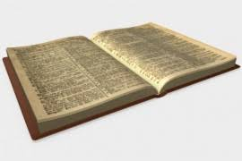 old open book 3d model
