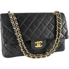 chanel quilted purse. chanel classic coco black quilted lamb 2.55 double flap bag purse e