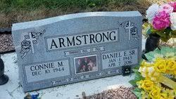 Daniel E. Armstrong, Sr (1943-2016) - Find A Grave Memorial