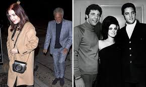Sir Tom Jones 'is dating Priscilla Presley' | Daily Mail Online