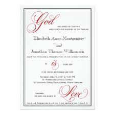 christian wedding invitations, 500 christian wedding Wedding Invitations Wording With God red god is love christian wedding invitations wedding invitations wording with god