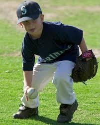 Jacob fields a grounder