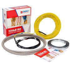 <b>Нагревательный кабель Energy</b> серии Cable с двужильным ...