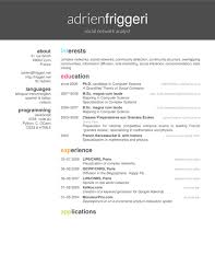 Fancy Resume Templates Delectable Simple Resume Template Fancy Resume Templates Simple Resume Template