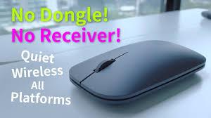 Microsoft Designer Mouse No Dongle No Receiver Microsoft Bluetooth Designer Mouse
