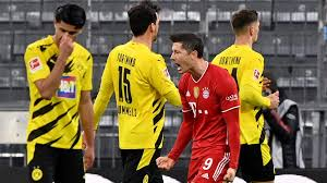 Kickoff for borussia dortmund vs. Bundesliga Dortmund Blows Another Klassiker Lead V Bayern Leipzig Wins