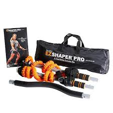 Easy Shaper Exercise Chart Exclusive Tony Little Adjustable Ez Shaper Pro Xl With 6 Workout Dvds