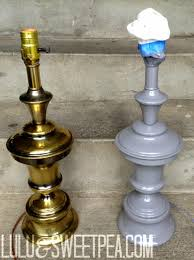 lots and lots of time careful application stain is not forgiving paint is iu0027ve made mistakes while painting most times a little light sanding brass lamps r27