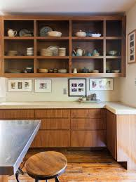 Dish Display Cabinet Images Of Beautifully Organized Open Kitchen Shelving Diy