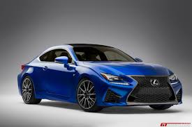 Full Details of the Lexus RC F Coupe Revealed! - GTspirit