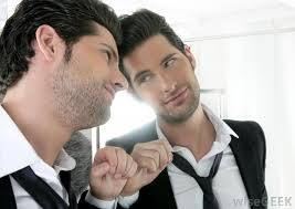 Image result for smile at yourself in the mirror