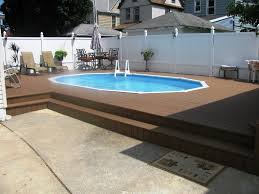 semi inground pool ideas. Image Of: Semi Inground Pools Ideas Pool G