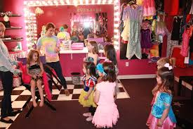 four year old pop stars eagerly awaiting their makeovers