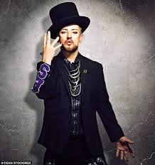 boy george 2014 weight loss. Modren Weight U0027I Think Life Is About Growing Into Yourself And Getting To Like That  Person And Boy George 2014 Weight Loss